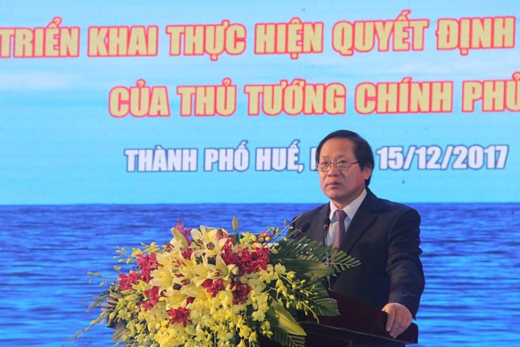 Bo truong Truong Minh Tuan phat bieu chi dao Hoi nghi.JPG